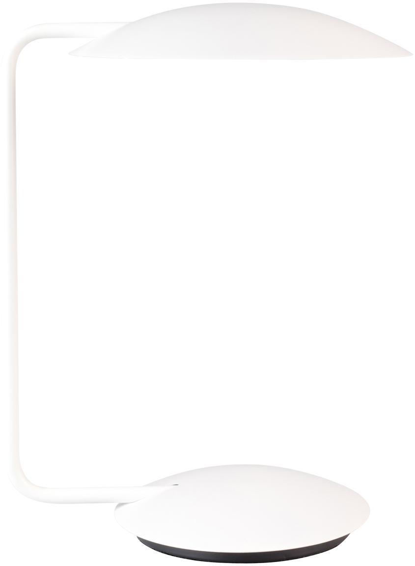 Lampa stołowa z funkcją przyciemniania Pixie, Biały, S 25 x W 39 cm