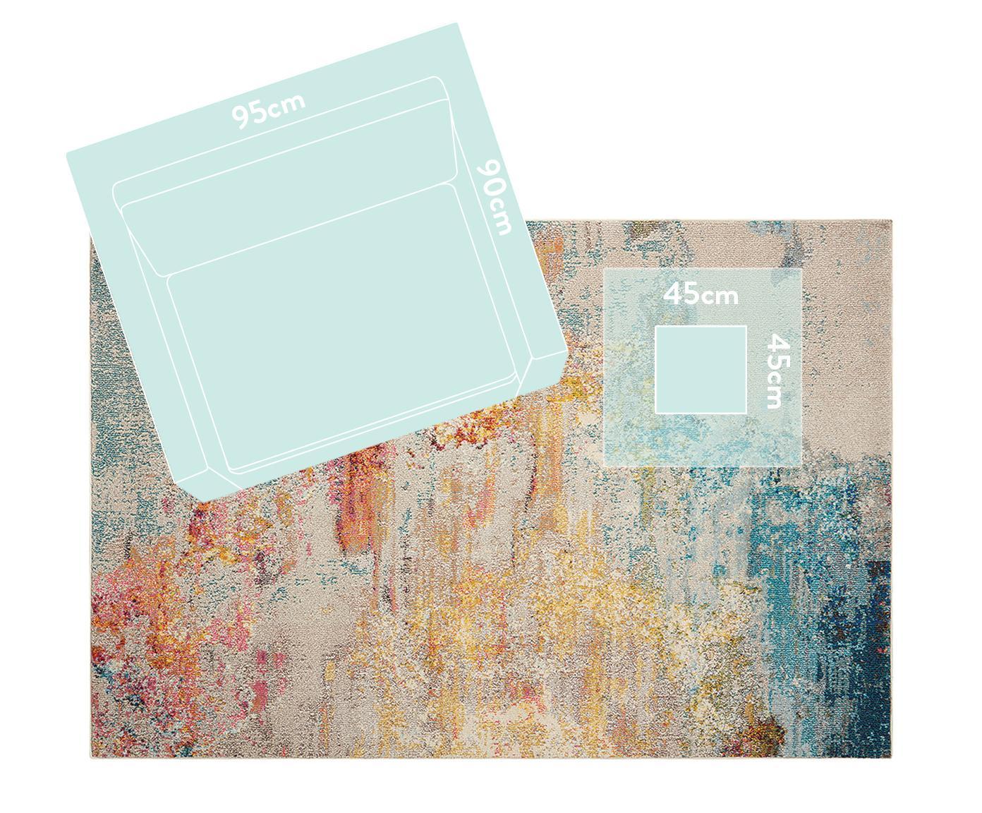 Designový barevný koberec Celestial, Více barev