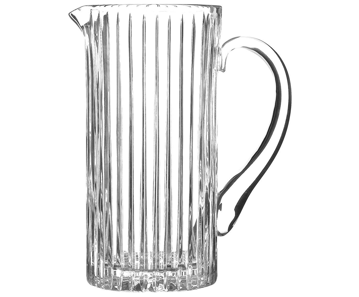 Kristall-Krug Timeless, Luxion-Kristallglas, Transparent, 1.2 L