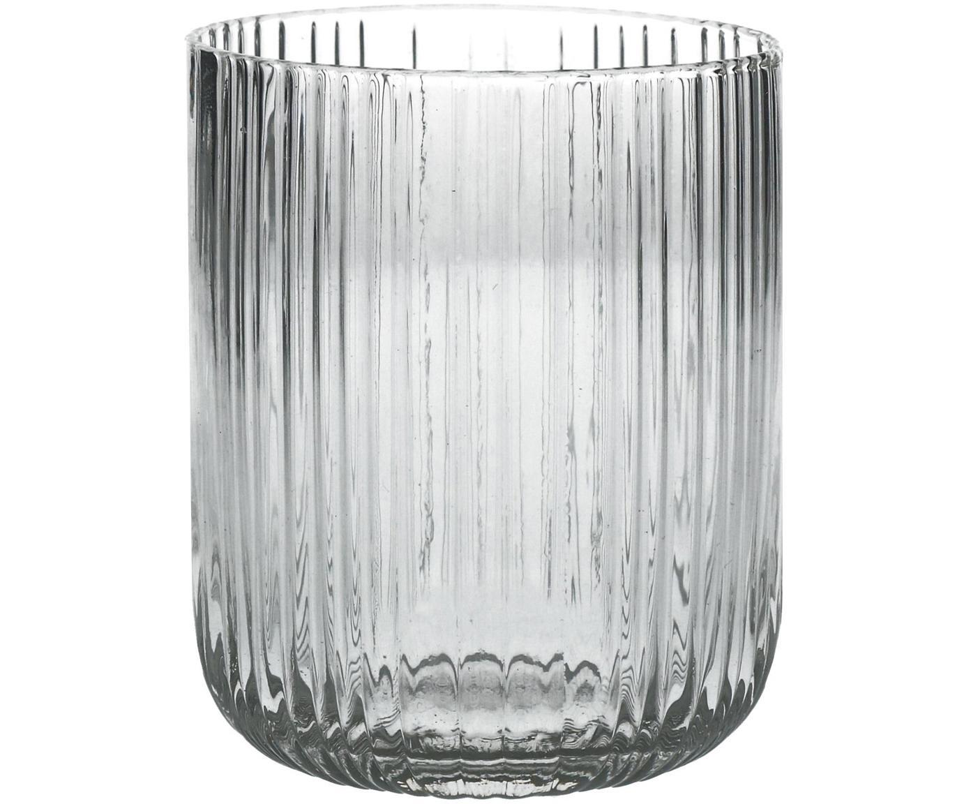 Szklanka do wody Canise, 6 elem., Szkło, Transparentny, Ø 8 x W 9 cm