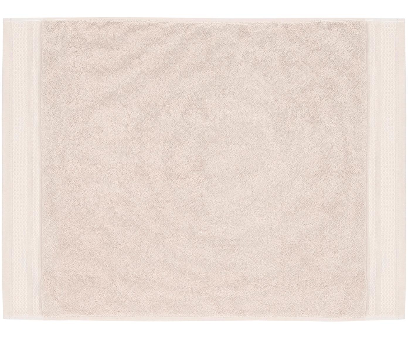 Badematte Premium, rutschfest, Beige, 50 x 70 cm