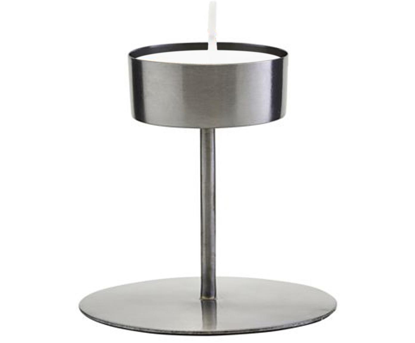 Świecznik na podgrzewacze Anit, Metal, Metal, Ø 11 x W 10 cm