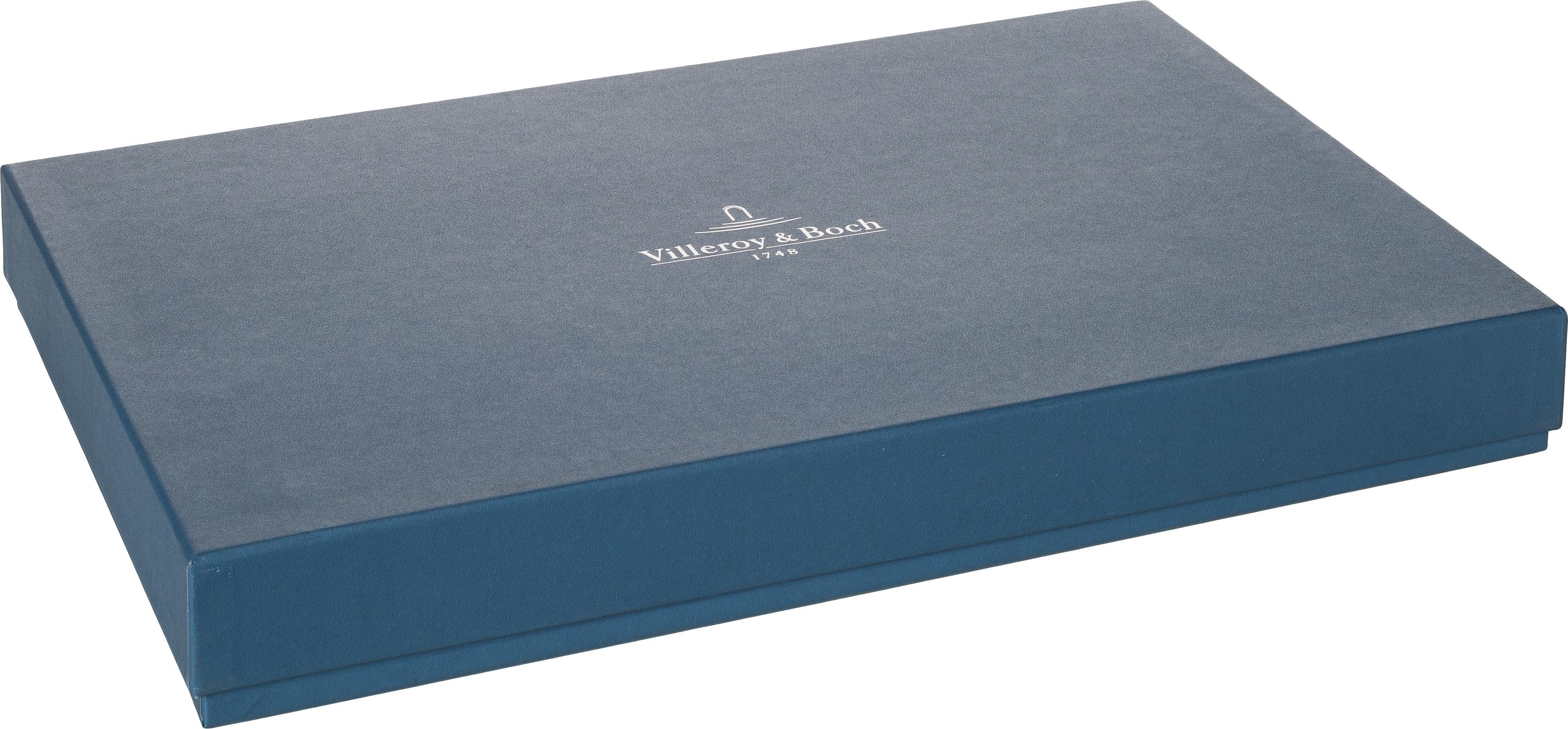 Silbernes Besteck-Set Blacksmith aus 18/10 Edelstahl, 6 Personen (30-tlg.), Edelstahl, Edelstahl, verschiedene Grössen