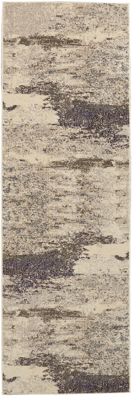 Chodnik Celestial, Odcienie beżowego, S 60 x D 180 cm