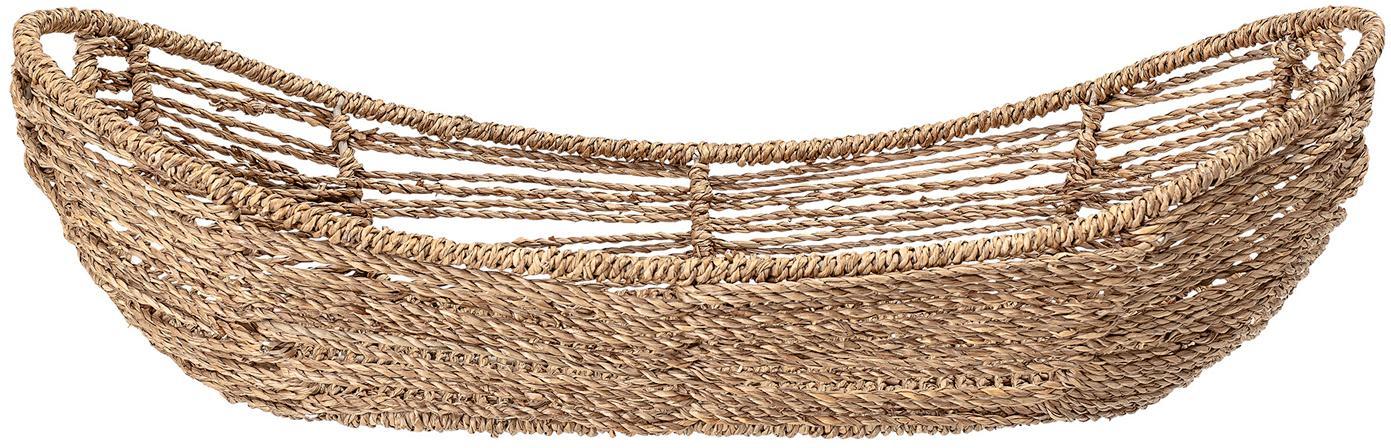 XL Brotkorb Garea aus Seegras, Seegras, Seegras, 49 x 13 cm