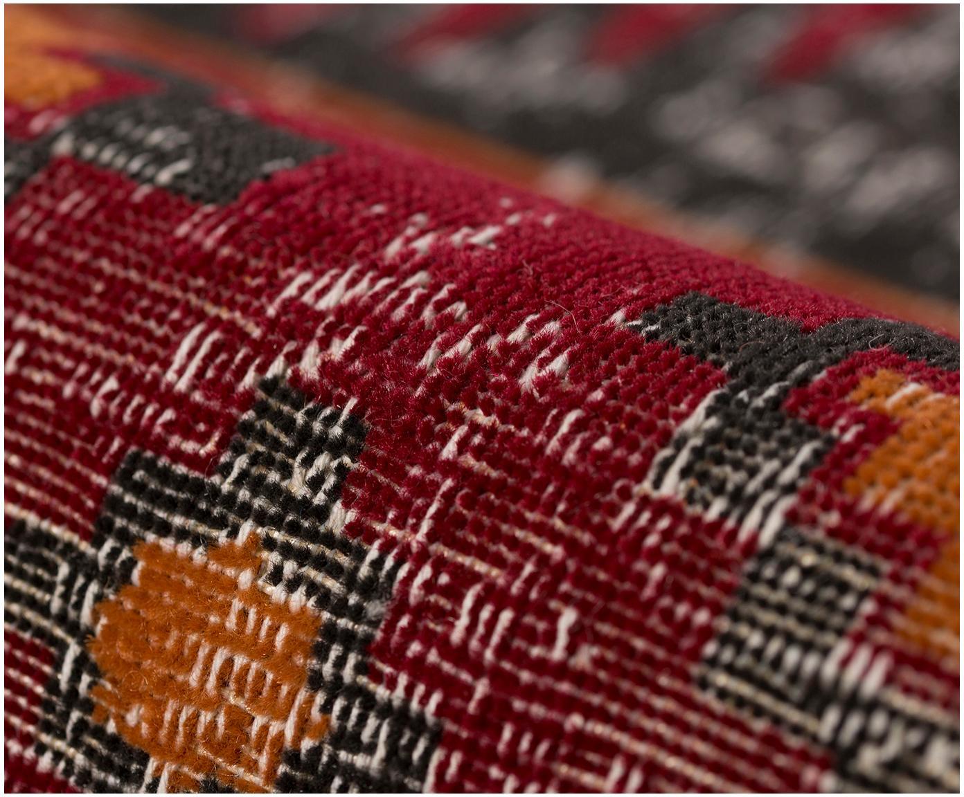 Dywan wewnętrzny/zewnętrzny  Tilas Istanbul, Ciemny czerwony, musztardowy, khaki, S 200 x D 290 cm (Rozmiar L)