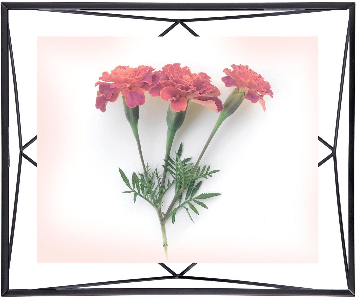 Ramka na zdjęcia Prisma, Czarny, 20 x 25 cm