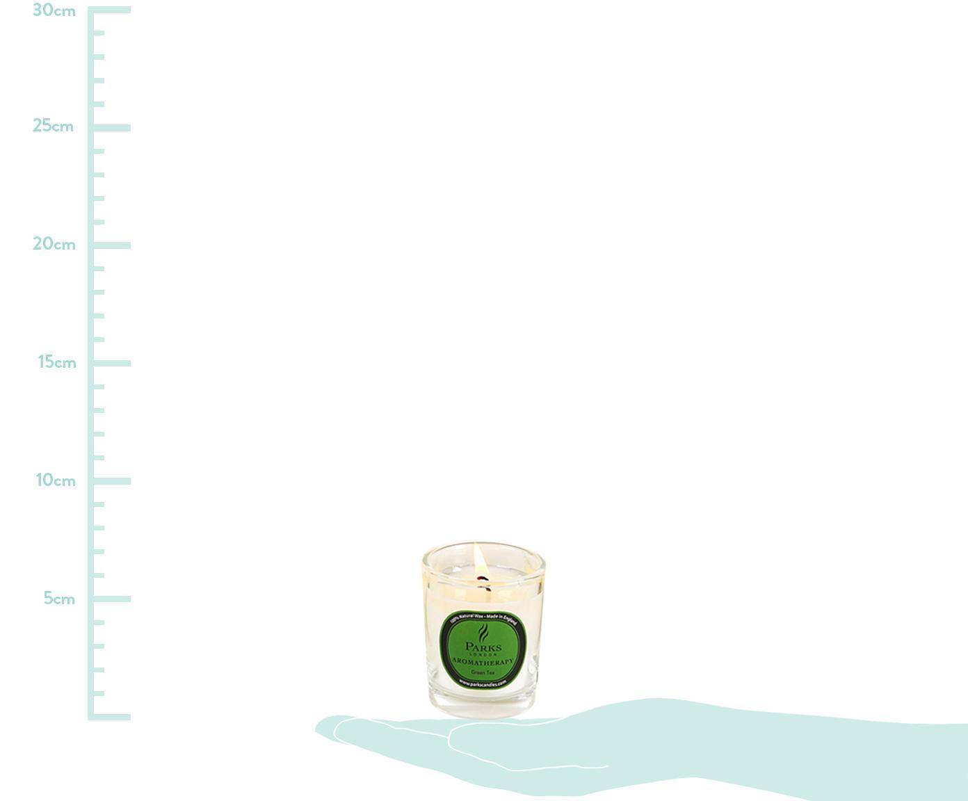 Set de velas perfumadas Aromatherapy, 10pzas., Recipiente: cristal, Multicolor, Ø 5 x Al 6 cm