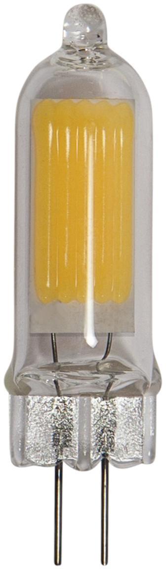 LED peertje Halo (G4/1.8W), Glas, Transparant, Ø 1 x H 5 cm