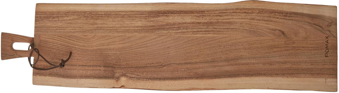 Snijplank Limitless, Acaciahout, Acaciahoutkleurig, B 65 x D 15 cm