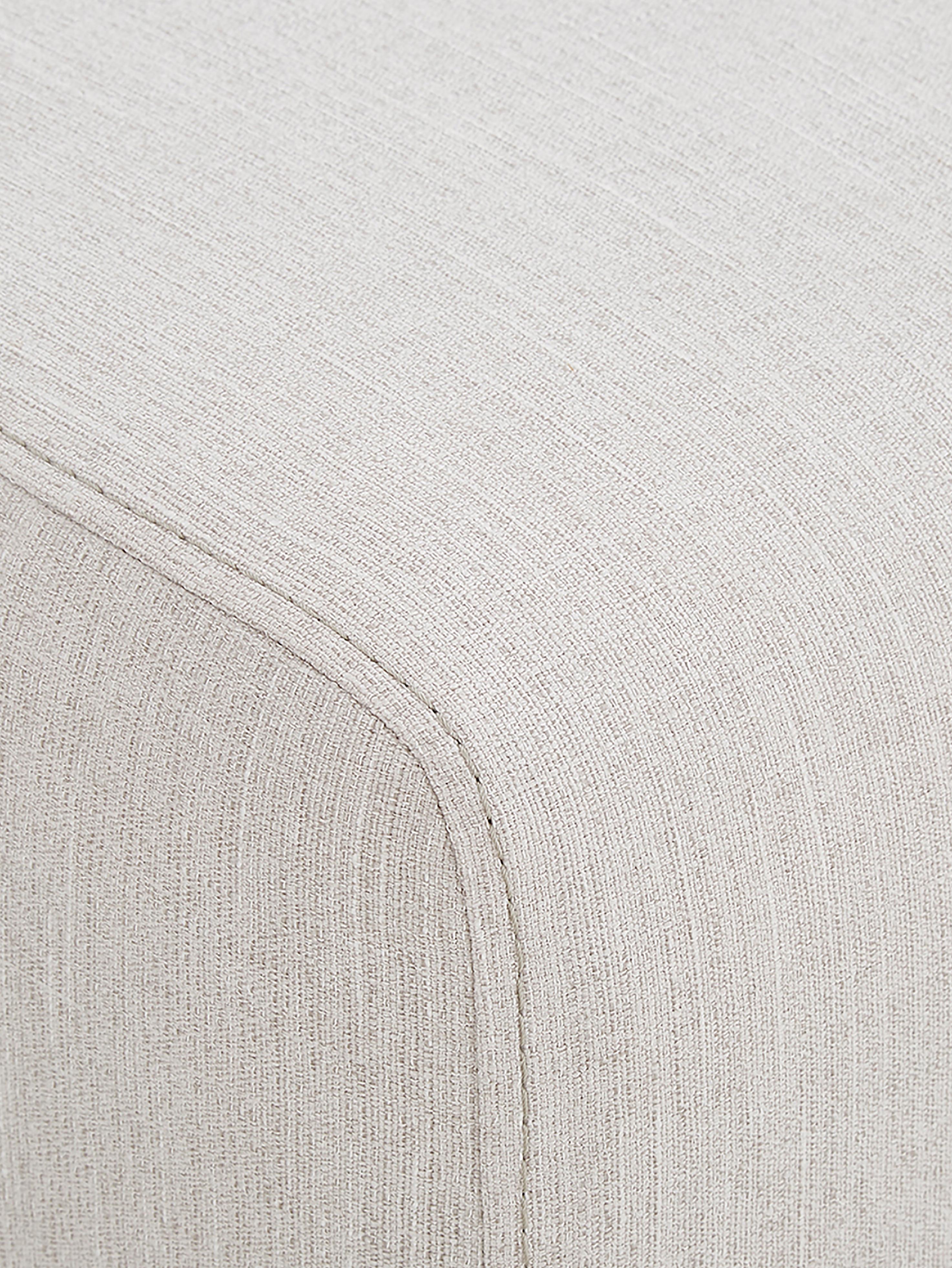 Canapé Carrie (3places), Tissu beige