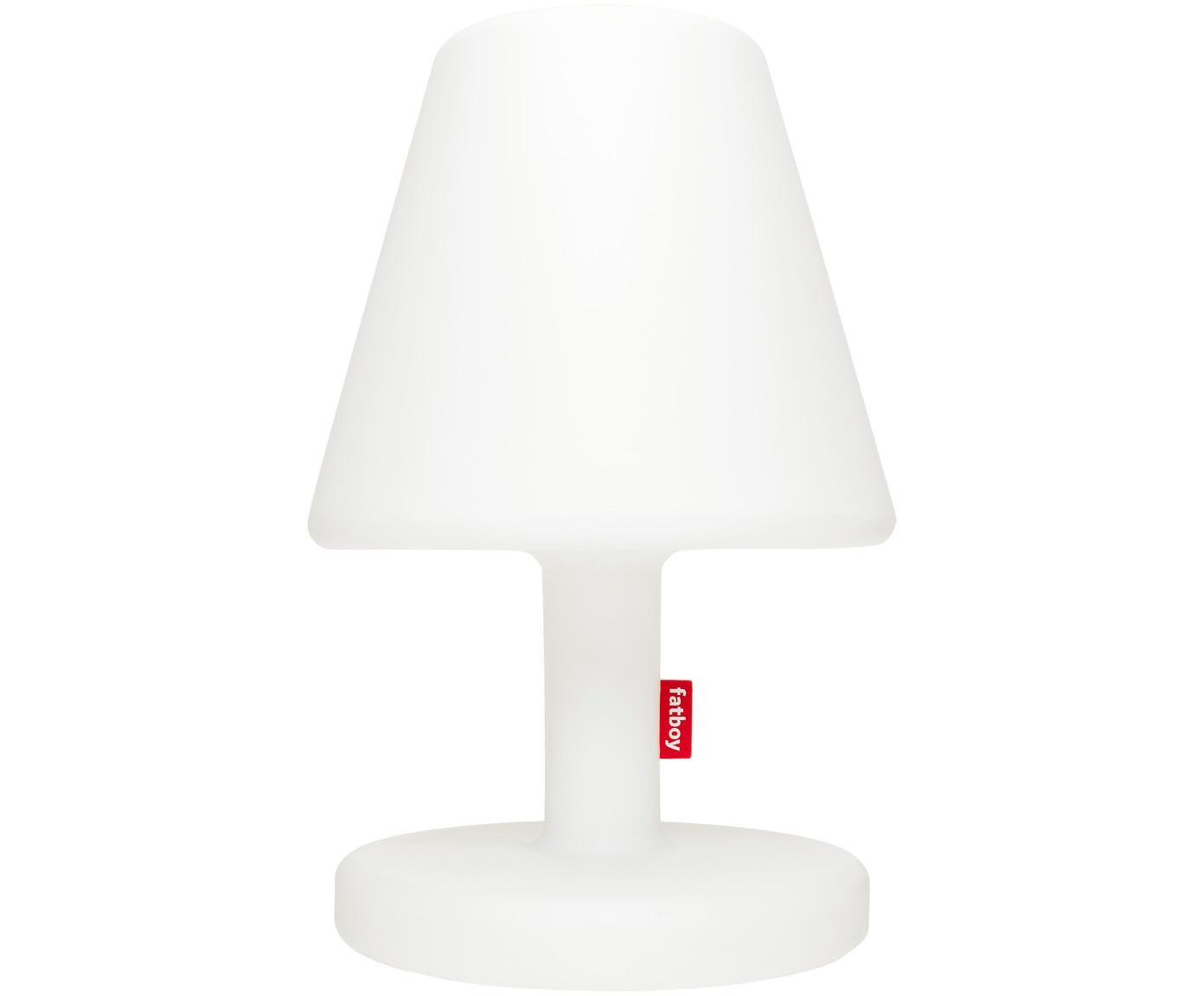 LED Außenstehleuchte Edison the Grand, Leuchte: Kunststoff, Weiß, Ø 60 x H 90 cm