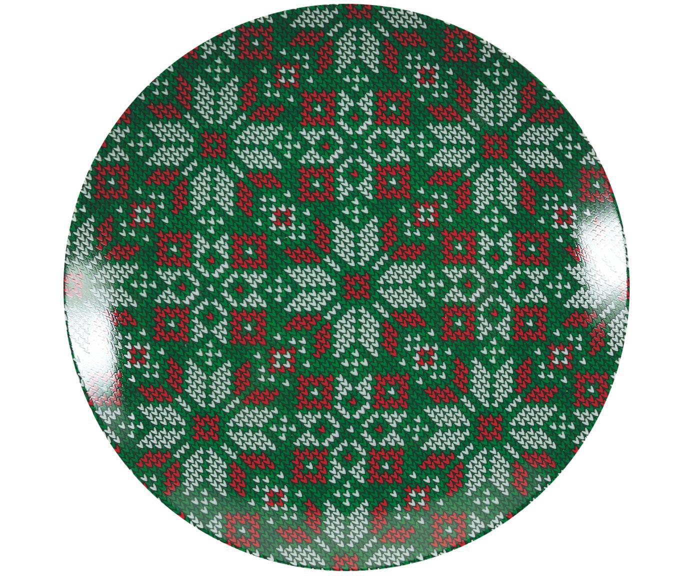 Komplet z porcelany Chalet, 18 elem., Porcelana, Wielobarwny, Różne rozmiary