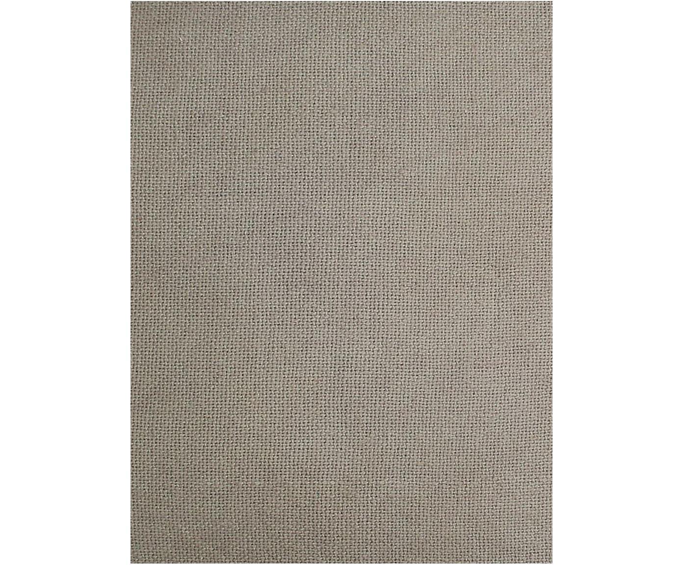 Kissen Betta mit Pompoms, mit Inlett, Grau, 45 x 45 cm