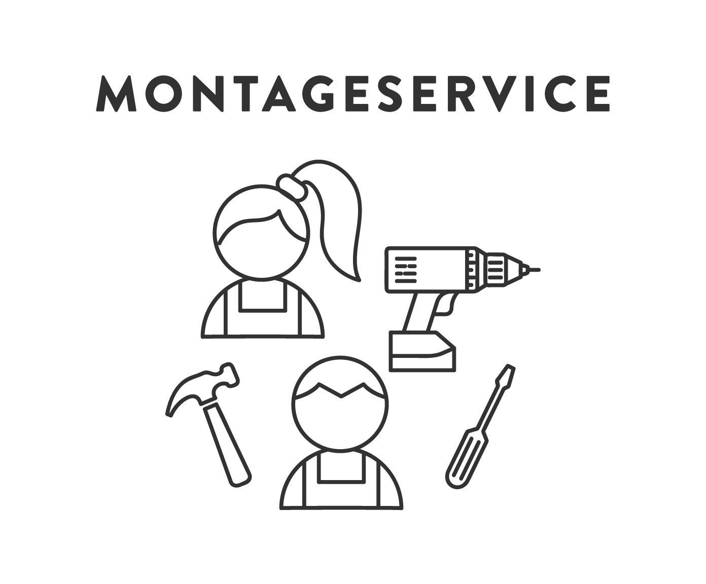 Montageservice Samt Polsterbett Peace, Mehrfarbig, 99 Euro