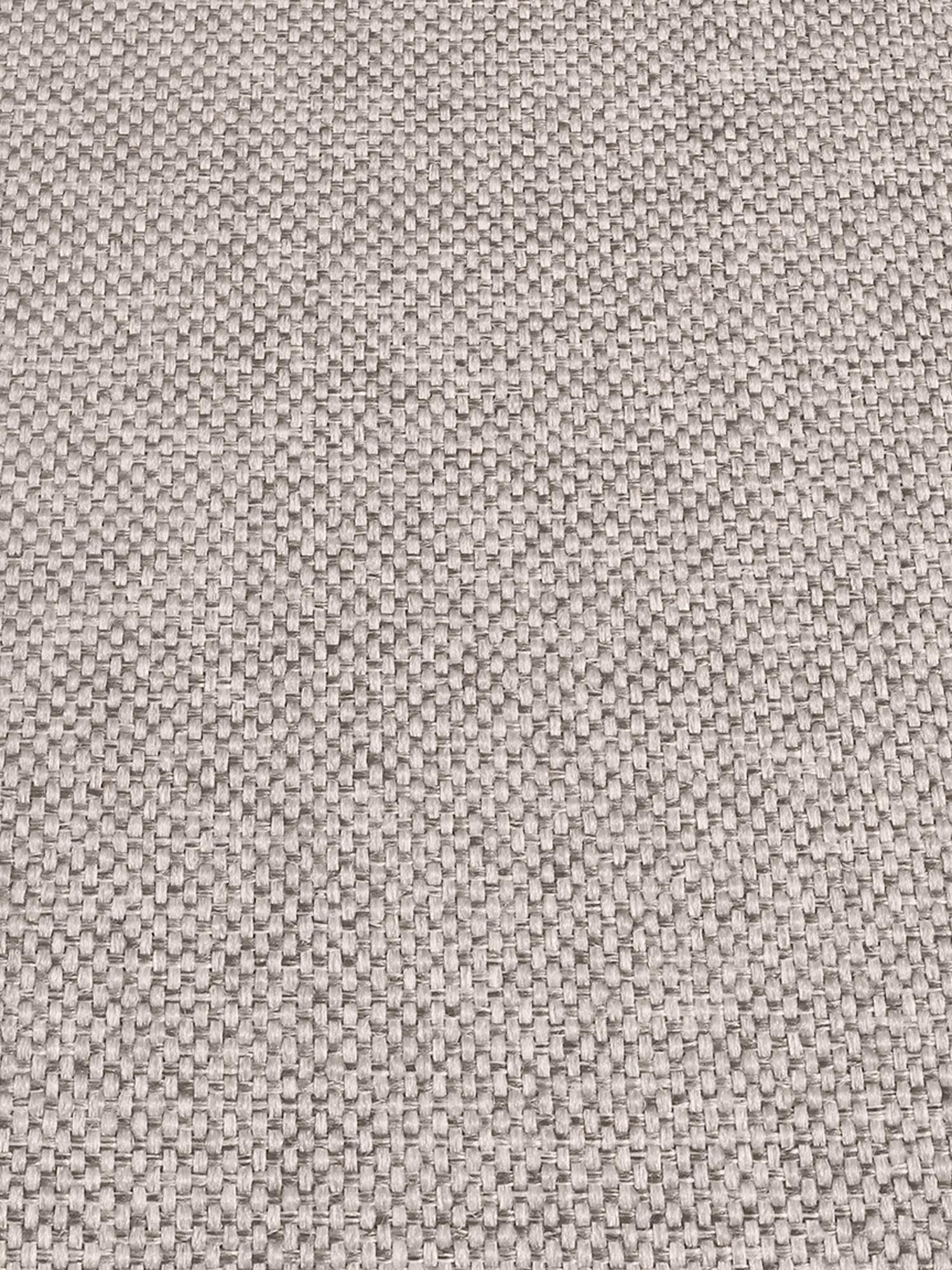 Divano angolare 3 posti in tessuto beige Cucita, Rivestimento: tessuto (poliestere) 100., Struttura: legno di pino massiccio, Piedini: metallo laccato, Tessuto beige, Larg. 262 x Prof. 163 cm