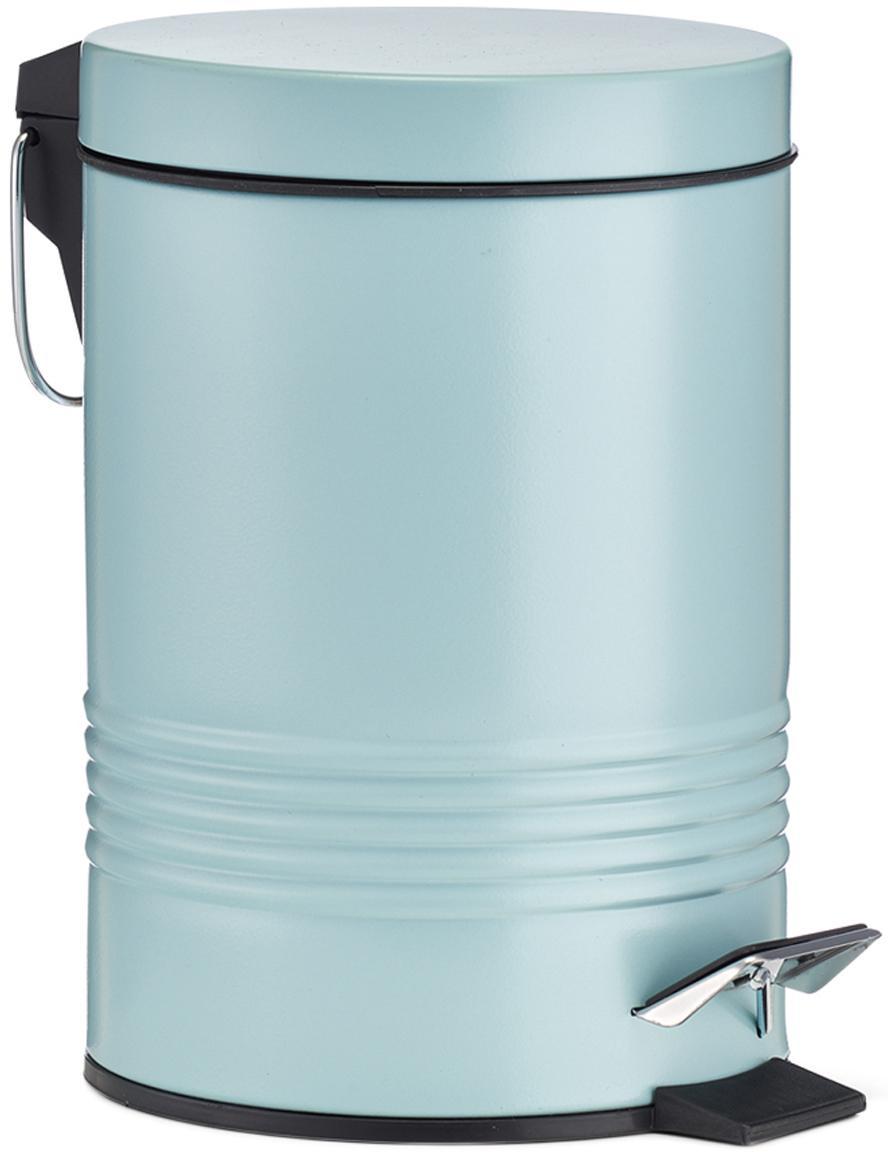 Abfalleimer Sam mit Pedal-Funktion, Mint, Ø 16 x H 25 cm