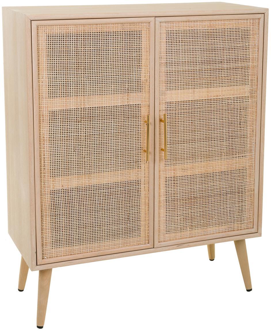 Chiffonier Cayetana, Beige, An 80 x Al 101 cm