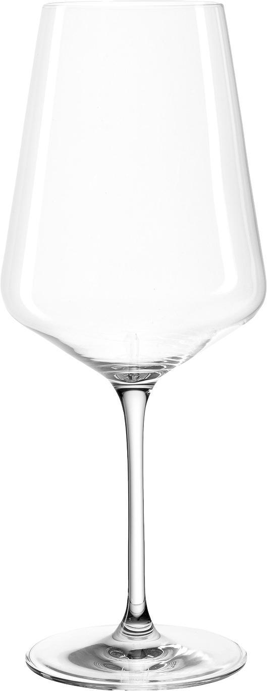 Kieliszek do czerwonego wina Puccini, 6 szt., Szkło Teqton®, Transparentny, Ø 11 x W 26 cm