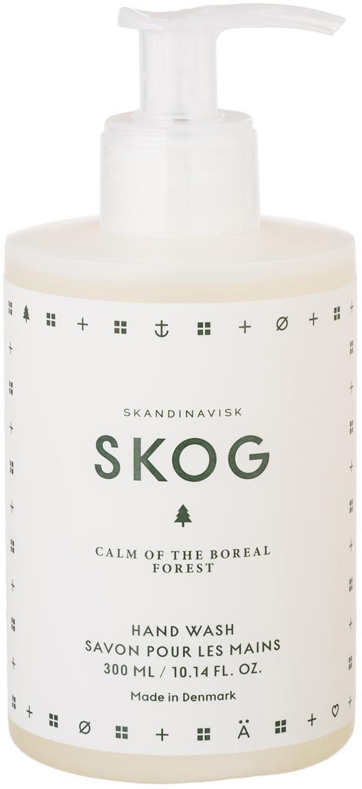 Mydło do rąk w płynie Skog (igły sosny), Ciemnyzielony, 300 ml