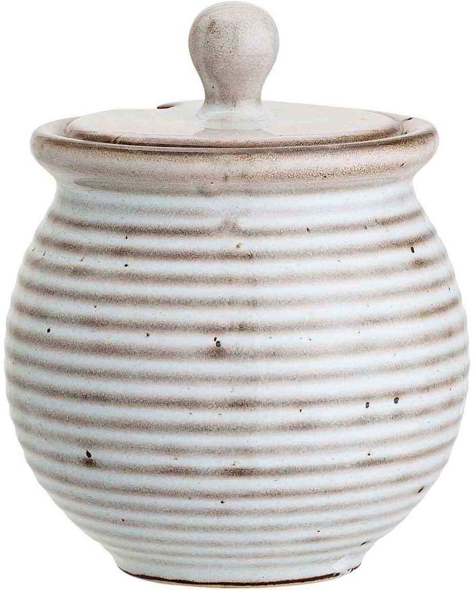 Cukiernica Stag, Szary, brązowy, Ø 10 x W 12 cm