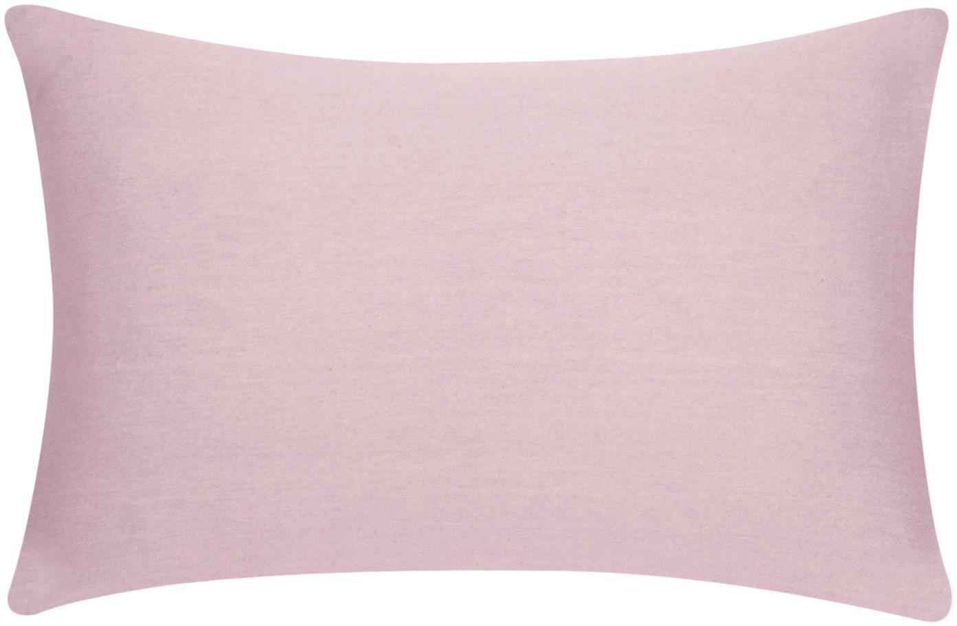 Federa arredo in cotone rosa Mads, 100% cotone, Rosa, Larg. 30 x Lung. 50 cm