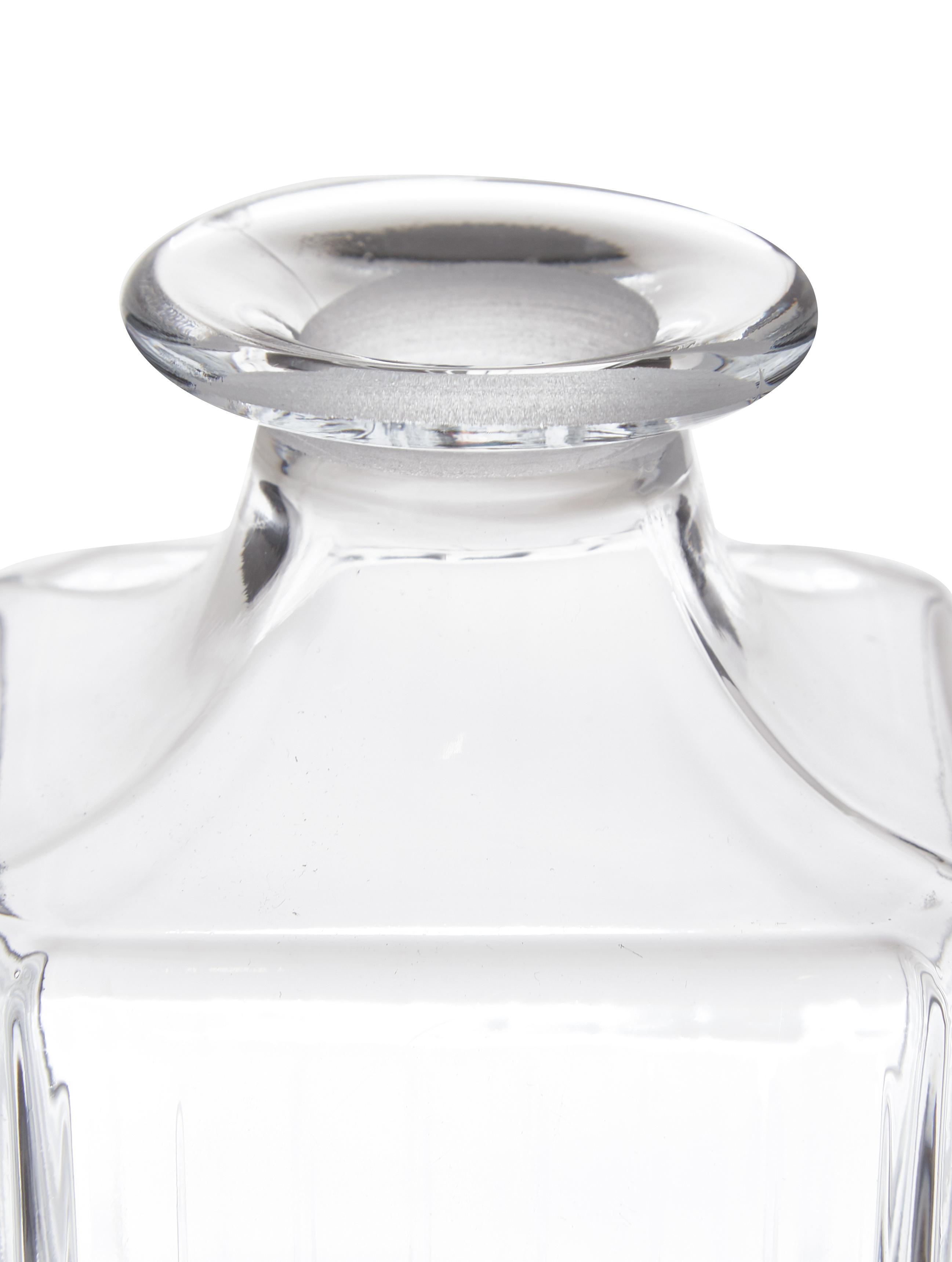 Kristall-Whiskey-Set Timeless, 7-tlg., Kristallglas, Transparent, Verschiedene Grössen