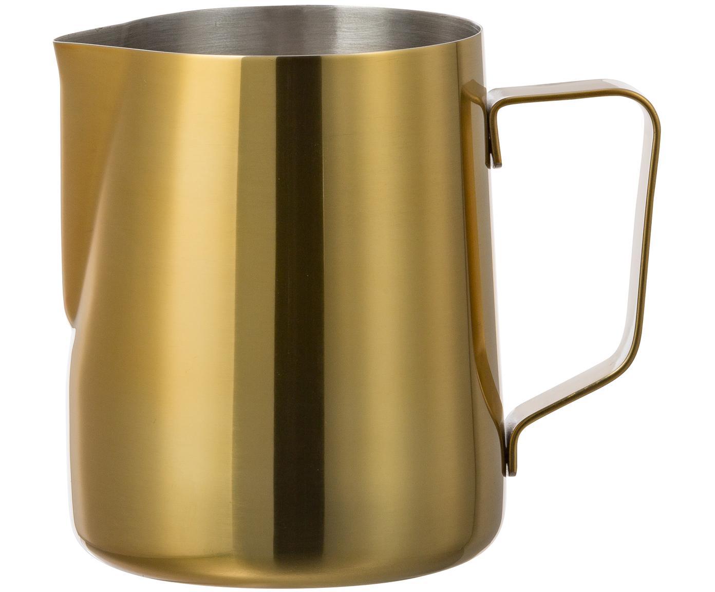 Dzbanek do mleka Curacao, Odcienie złotego, Ø 9 x W 11 cm