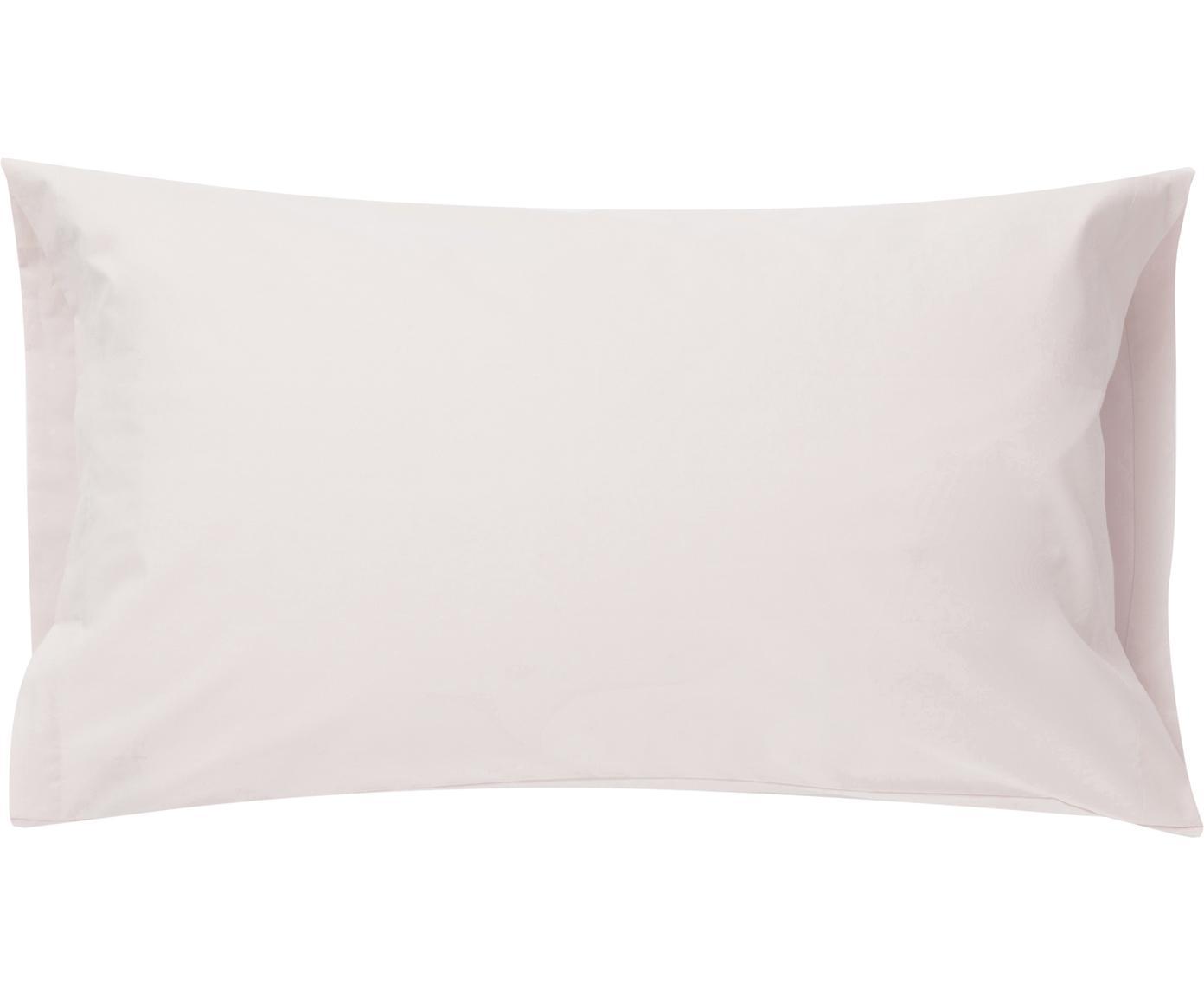 Funda de almohada Plain Dye, Algodón, Rosa, An 50 x L 110 cm