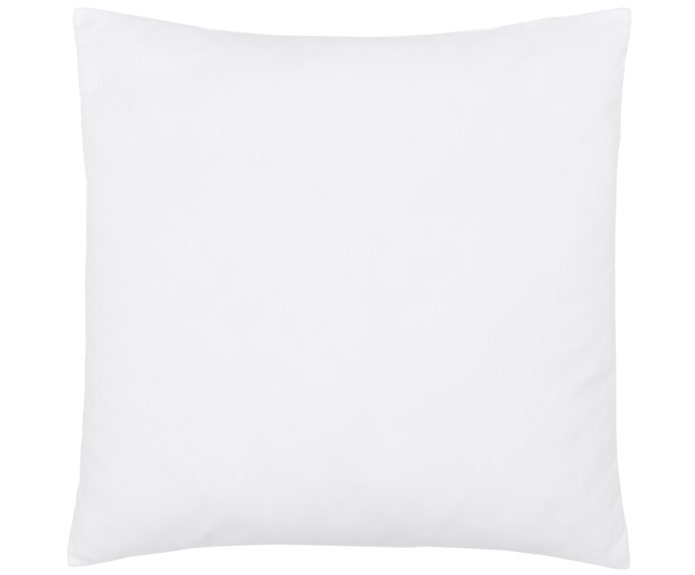 Kissen-Inlett Sia, 45x45, Microfaser-Füllung, Hülle: 100% Baumwolle, Weiss, 45 x 45 cm