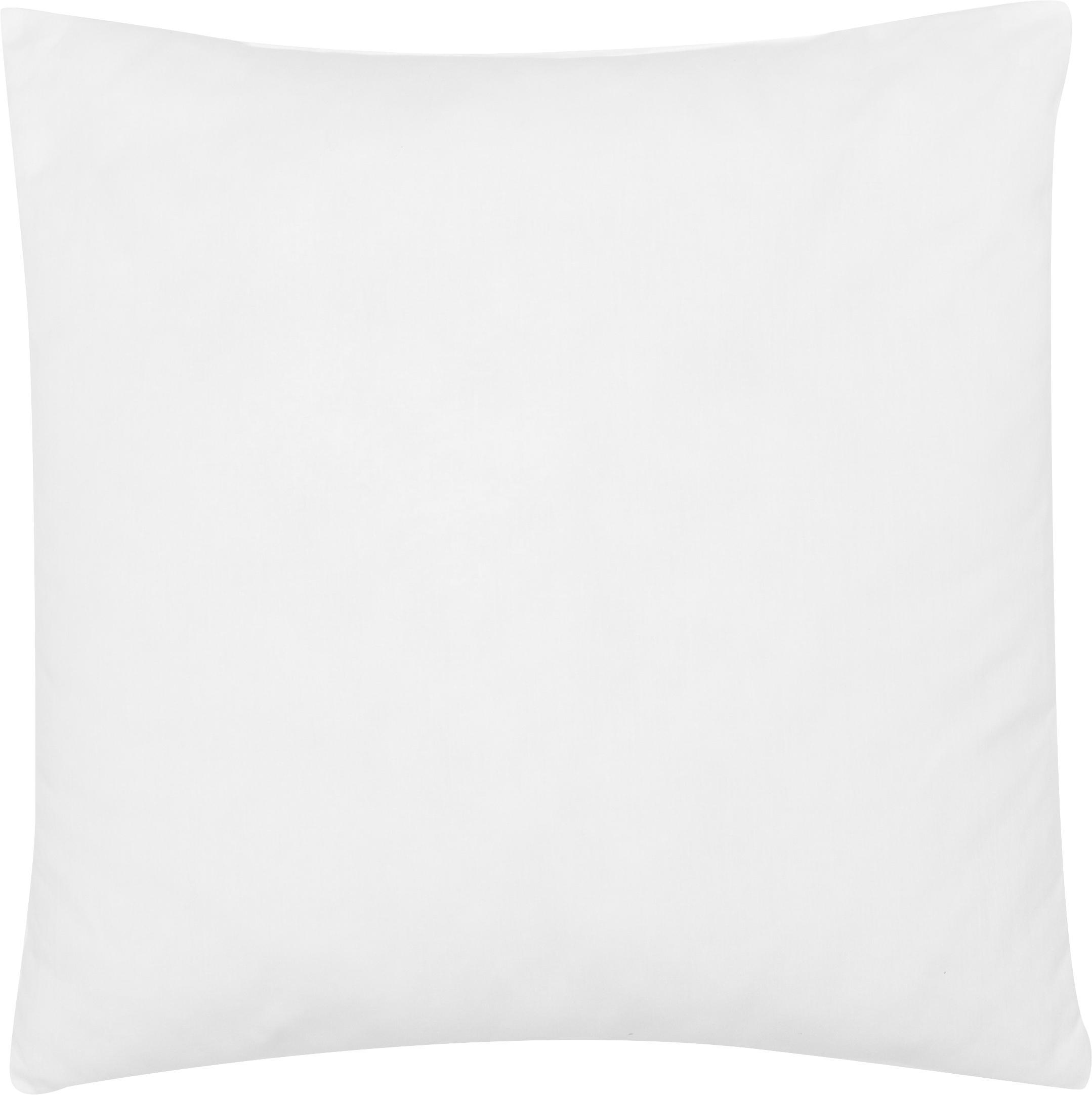 Imbottitura per cuscini in microfibra Sia, 45 x 45, Bianco, Larg. 45 x Lung. 45 cm