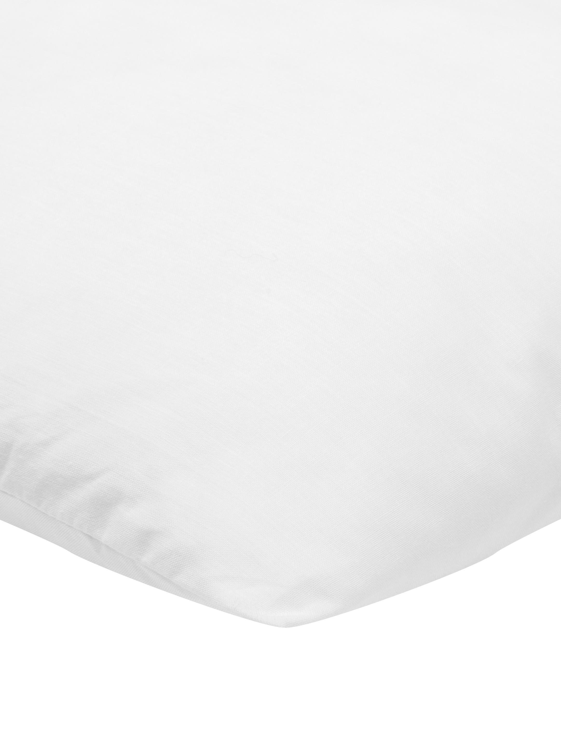 Microfiber kussenvulling Sia, 45 x 45 cm, Wit, 45 x 45 cm