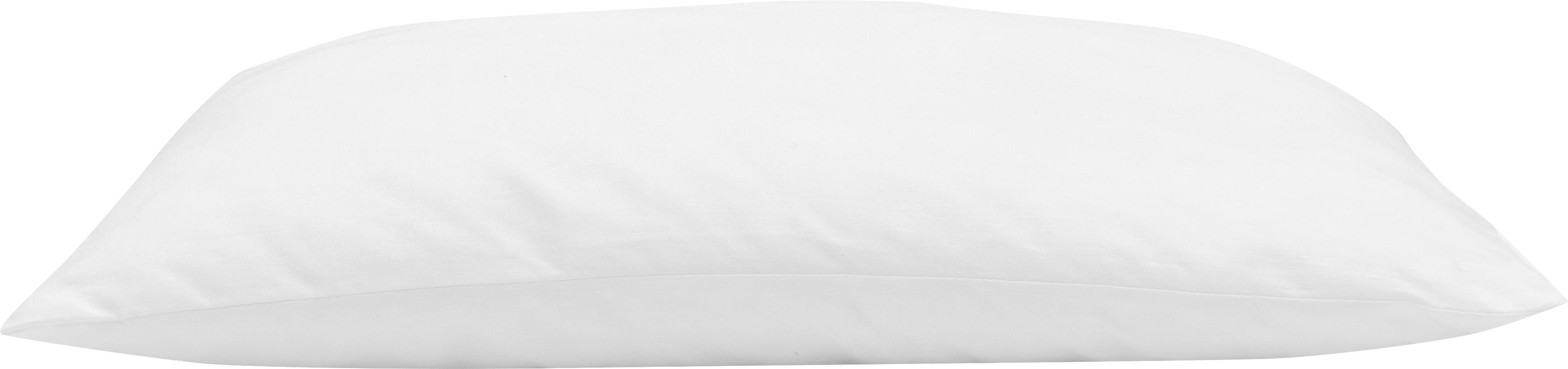 Relleno de cojín de microfibras Sia, 45x45, Funda: 100%algodón, Blanco, An 45 x L 45 cm