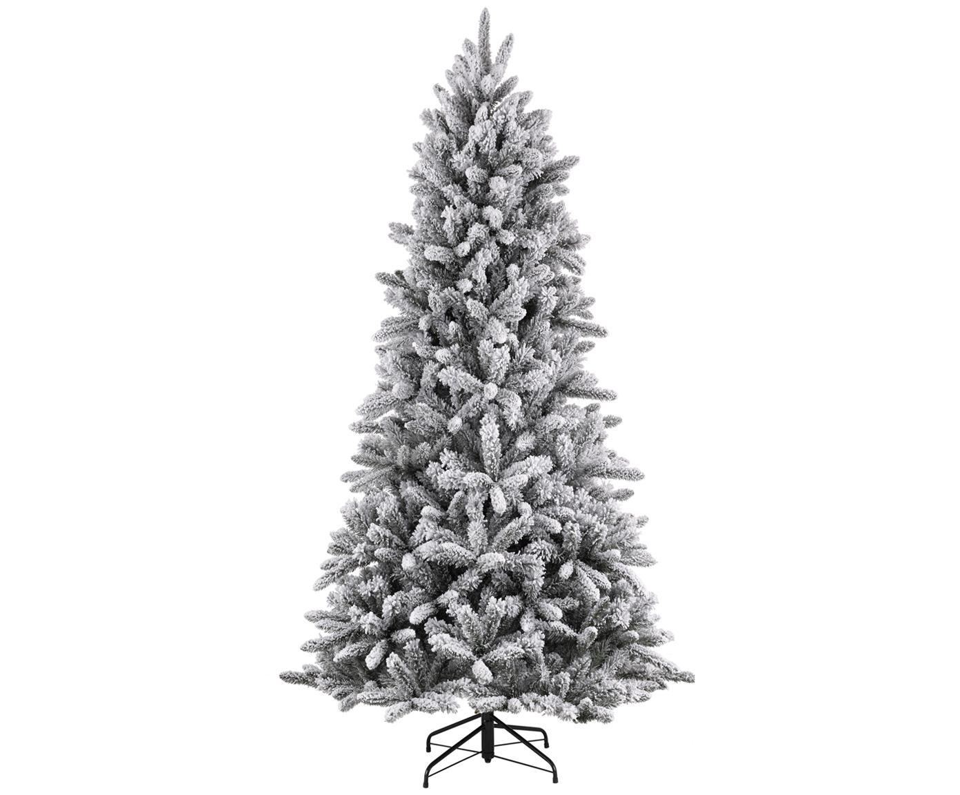 Decoratieve kerstboom Snowdon, Donkergroen, Ø 102 x H 155 cm