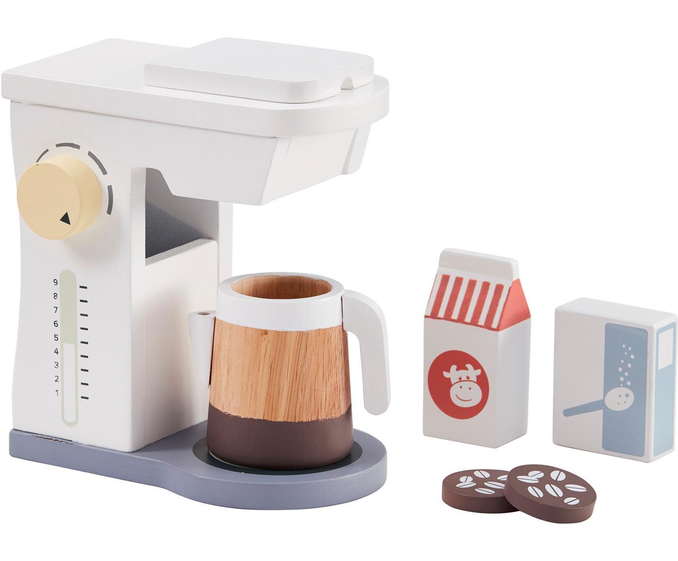 Spielzeug-Set Coffee Machine, Holz, Mehrfarbig, 16 x 20 cm