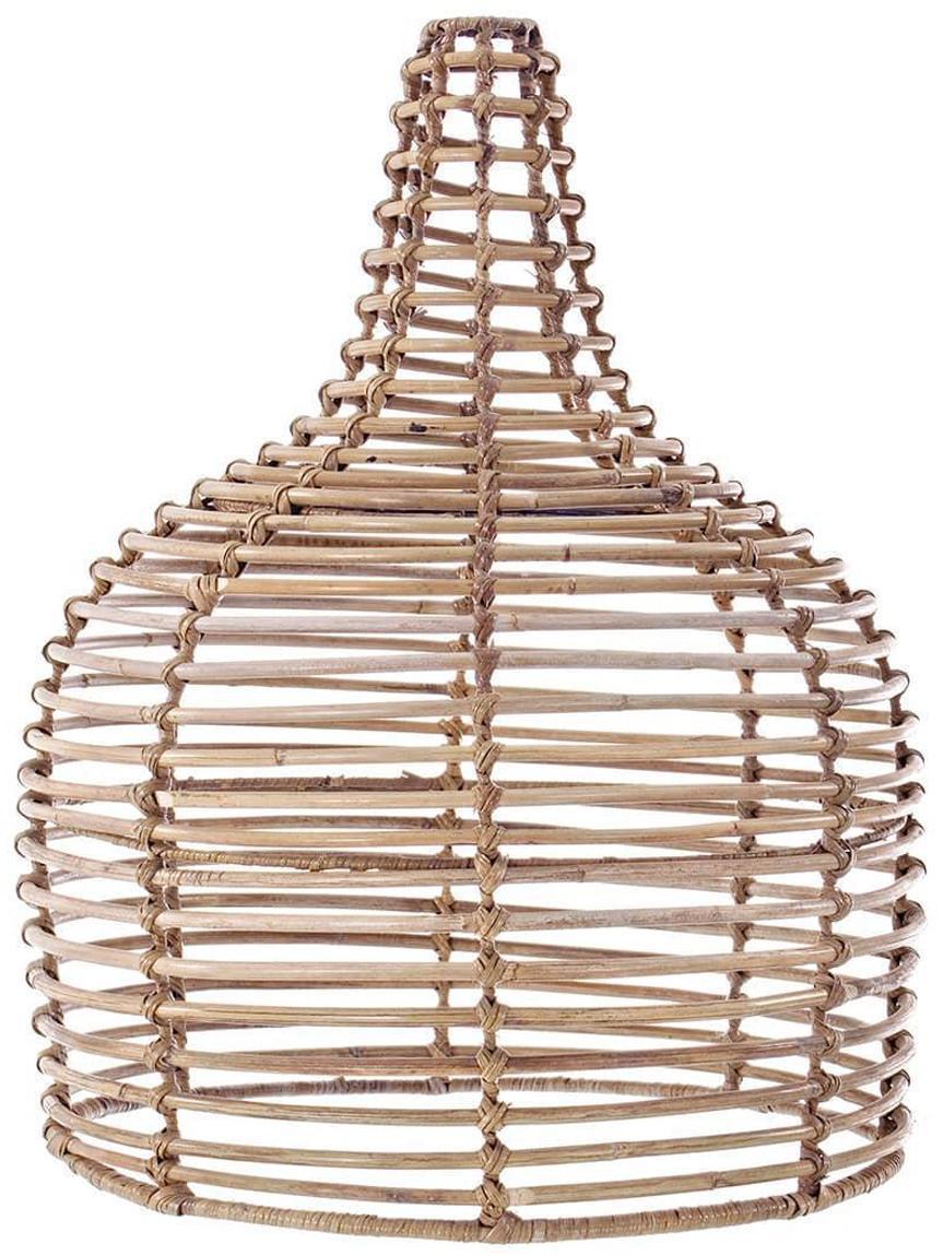 Pantalla Screen, Estructura: hierro, Beige, Ø 43 x Al 54 cm