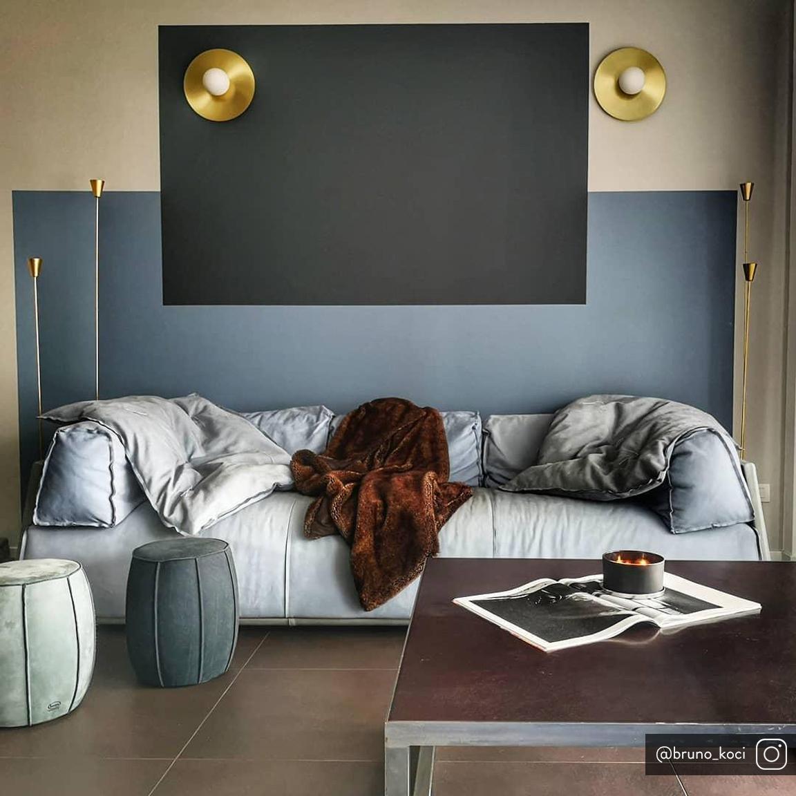 Wandleuchte Starling, Lampenschirm: Glas, Baldachin: Messingfarben, mattLampenschirm: Weiß, Ø 33 cm