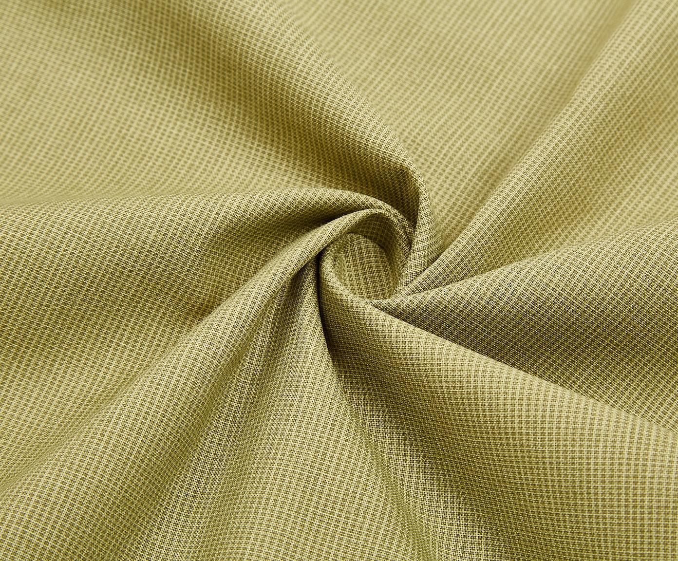Renforcé dekbedovertrek Soft Structure, Weeftechniek: renforcé, Groen, 240 x 220 cm