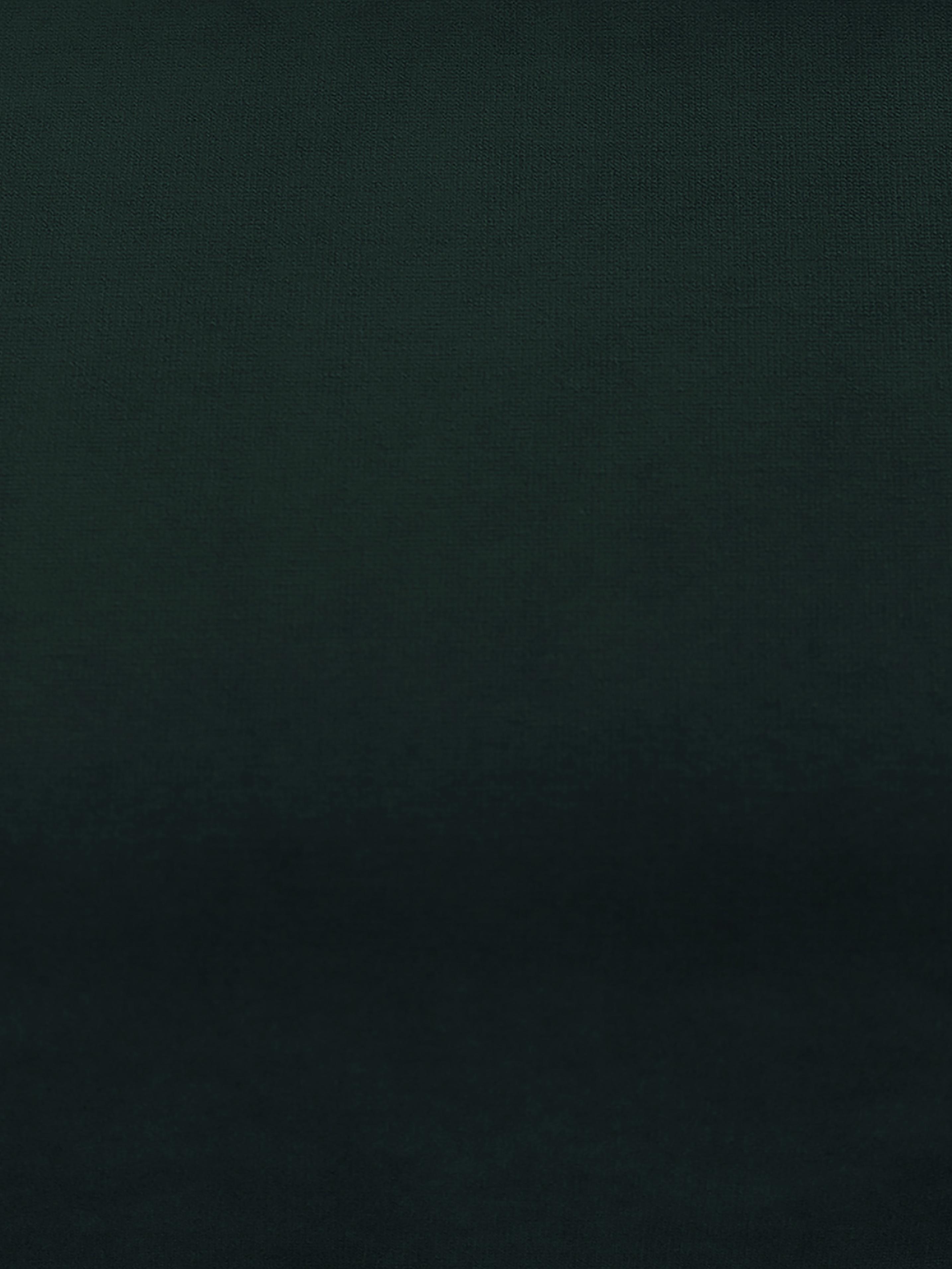 Samt-Ecksofa Moby, Bezug: Samt (Hochwertiger Polyes, Gestell: Massives Kiefernholz, Füße: Metall, pulverbeschichtet, Samt Dunkelgrün, B 280 x T 160 cm