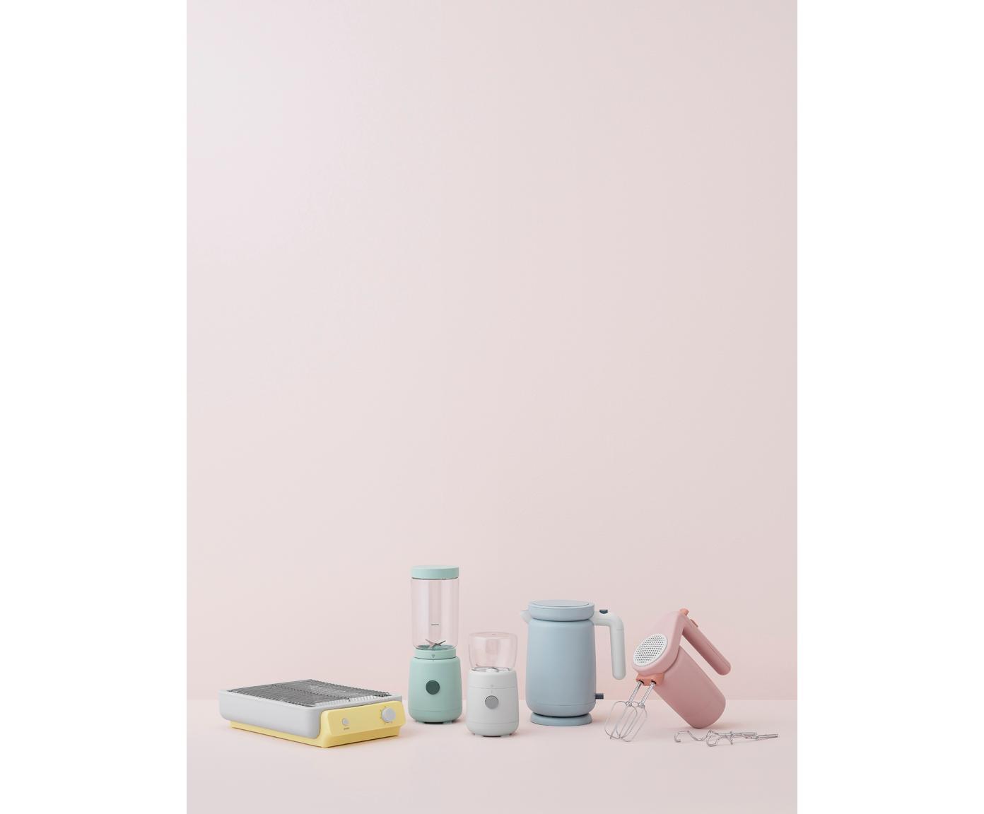 Handrührgerät Foodie, Gehäuse: Kunststoff, Rosa, 19 x 17 cm
