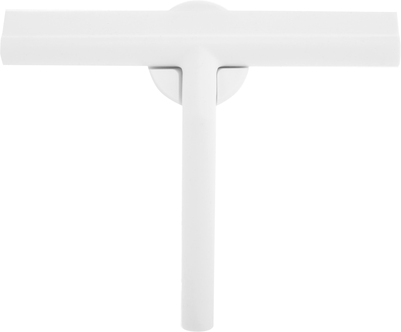 Komplet ściągaczki Shiba, 2 elem., Biały, S 21 x W 5 cm