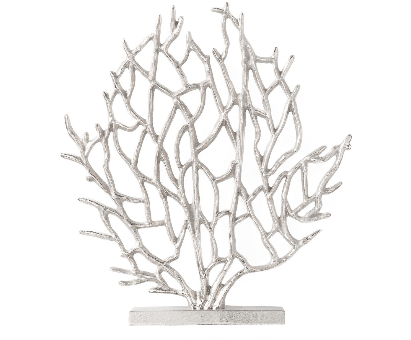 Deko-Objekt Dundee, Aluminium, Aluminium, 33 x 37 cm