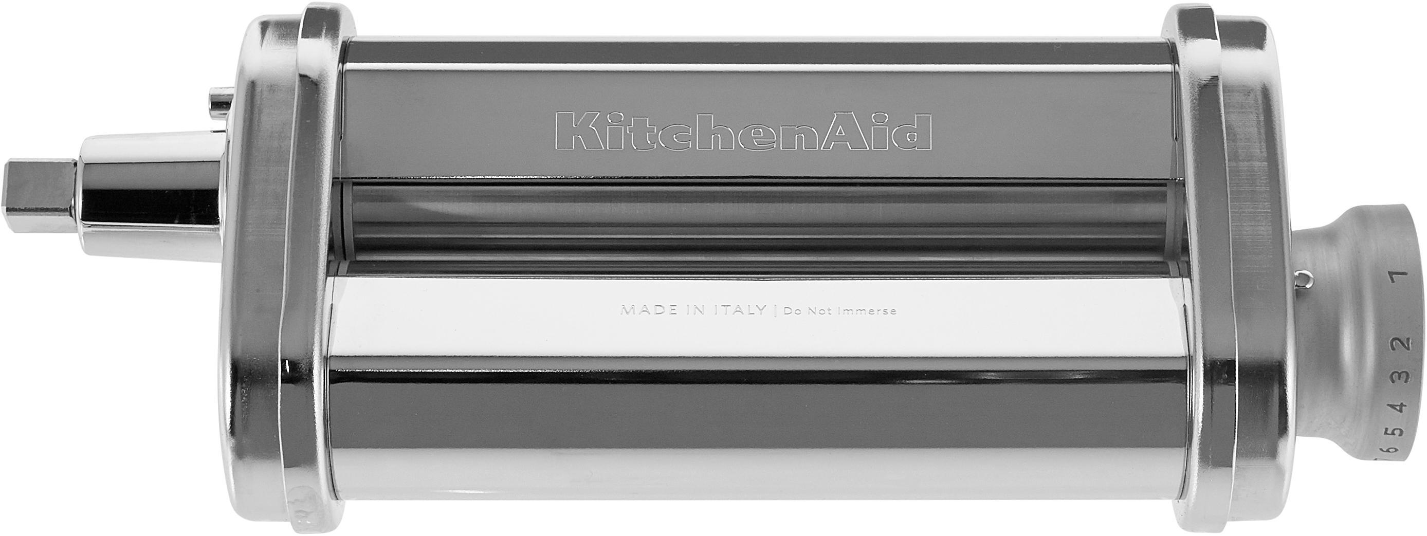 Nudel-Aufsatz-Set Artisan, 4-tlg., Edelstahl, Edelstahl, 25 x 10 cm