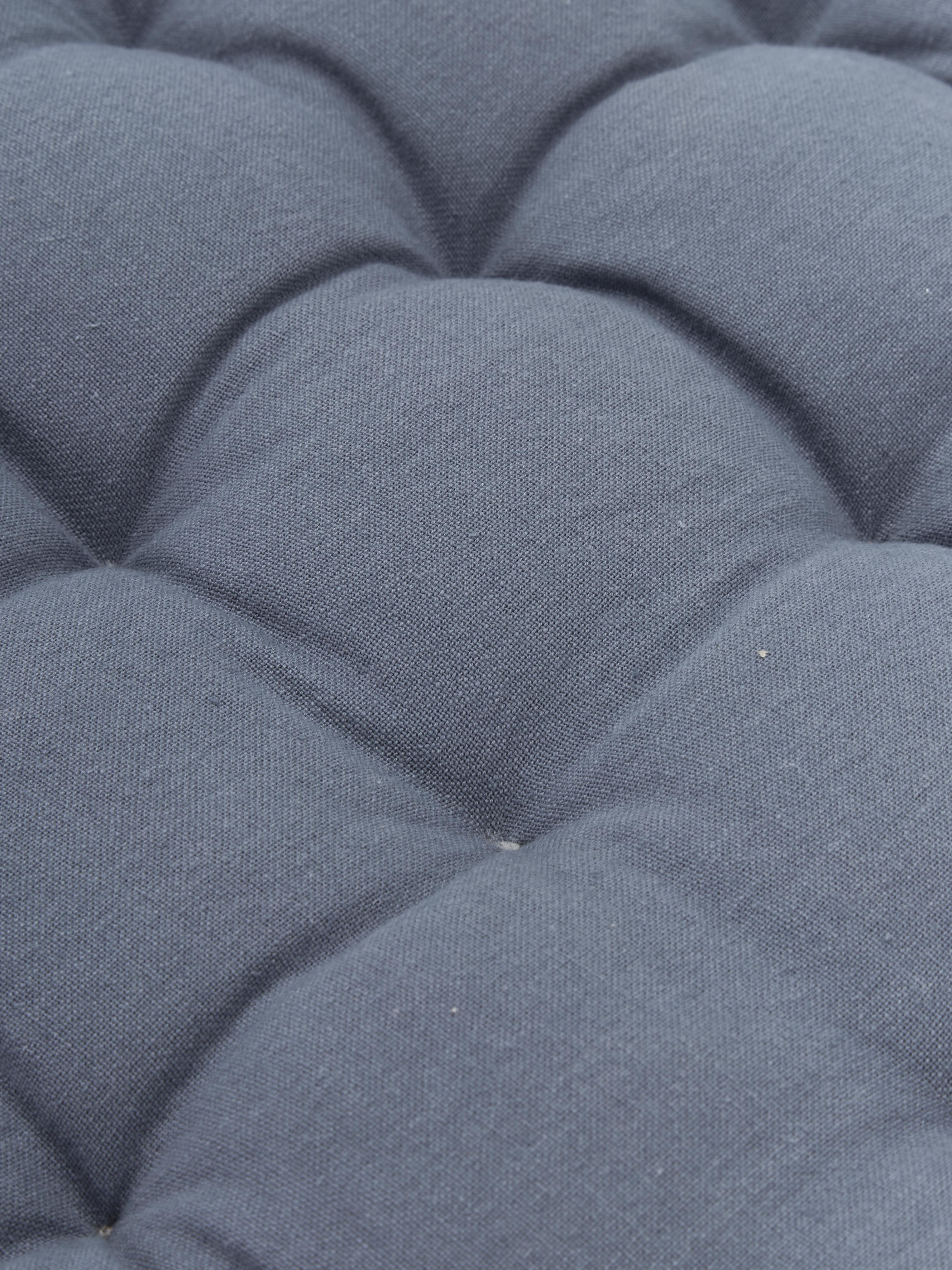 Bankauflage Gavema, Blau, 40 x 120 cm