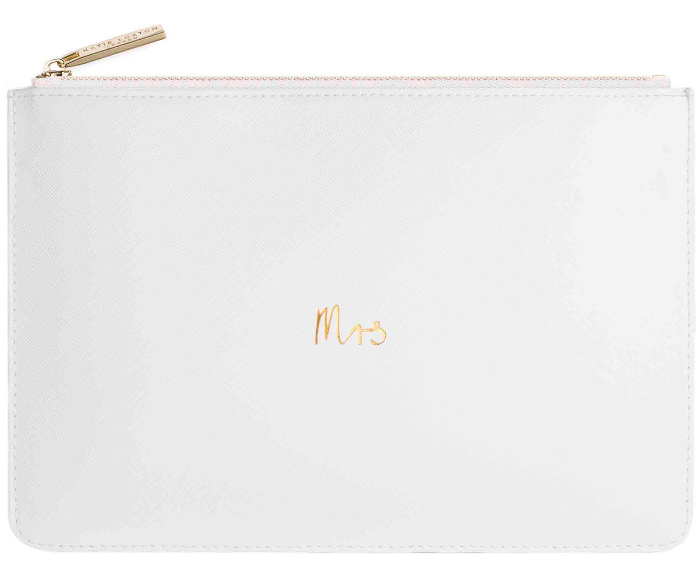 Pouch Mrs, Innen: Polyester, Gebrochenes Weiß, 24 x 16 cm