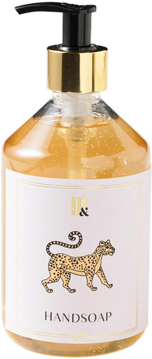 Mydło do rąk w płynie You Tigra (grejpfrut, paczula & arbuz), Pomarańczowy, biały, 500 ml