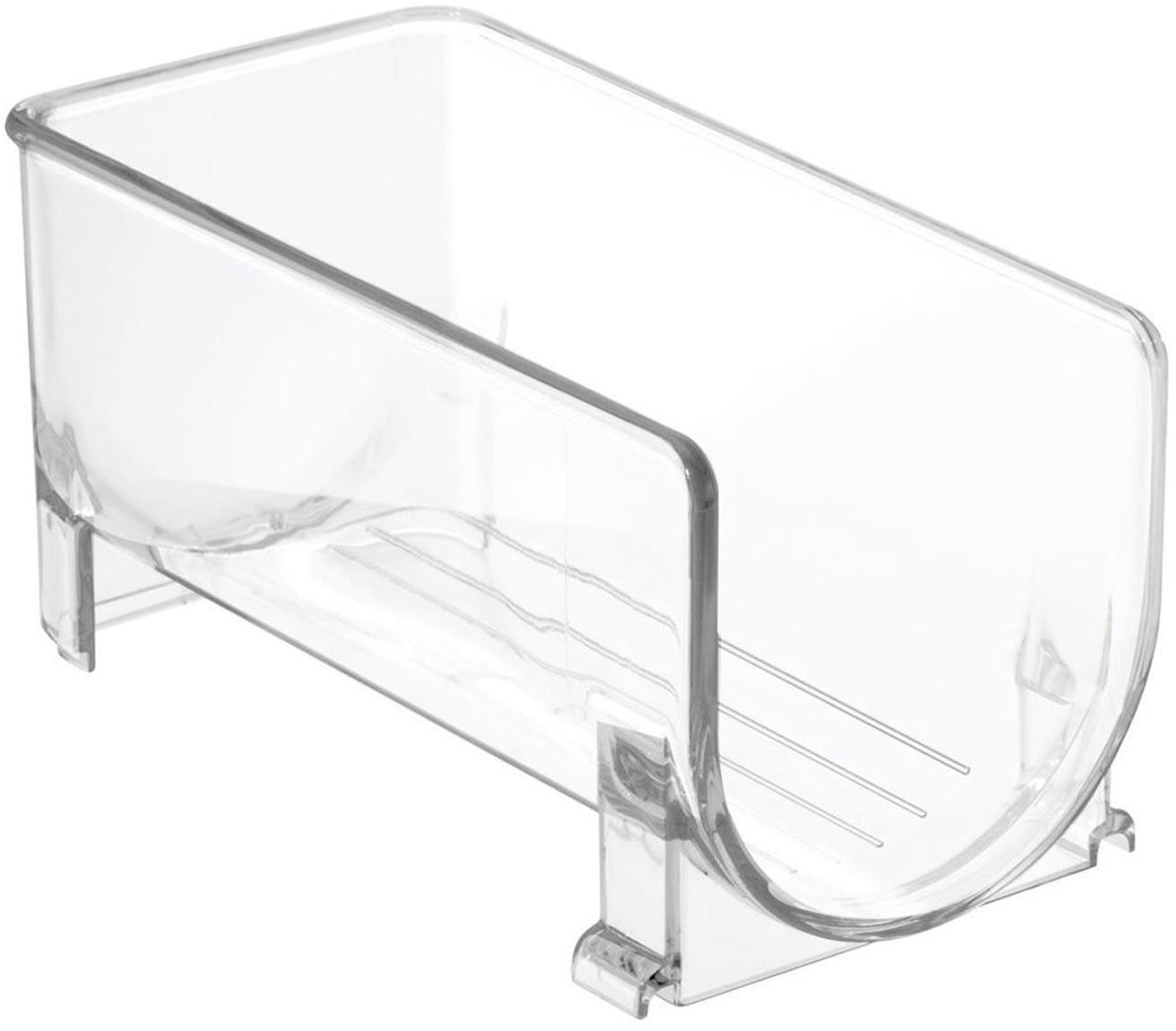Organizador de nevera Binz, Acrílico, Transparente, An 10 x F 20 cm