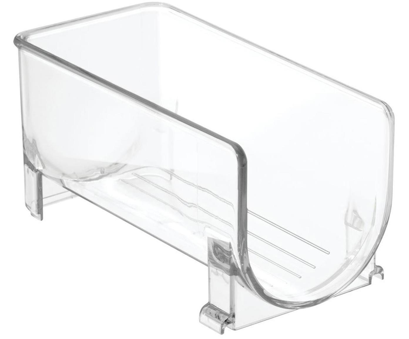 Organizador de nevera Binz, Polietileno, Transparente, An 10 x F 20 cm