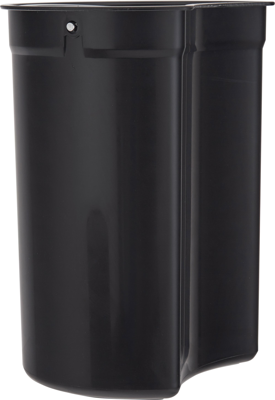 Abfalleimer Nova mit Softmotion-Deckel, ABS-Kunststoff, Grau, Ø 23 x H 29 cm