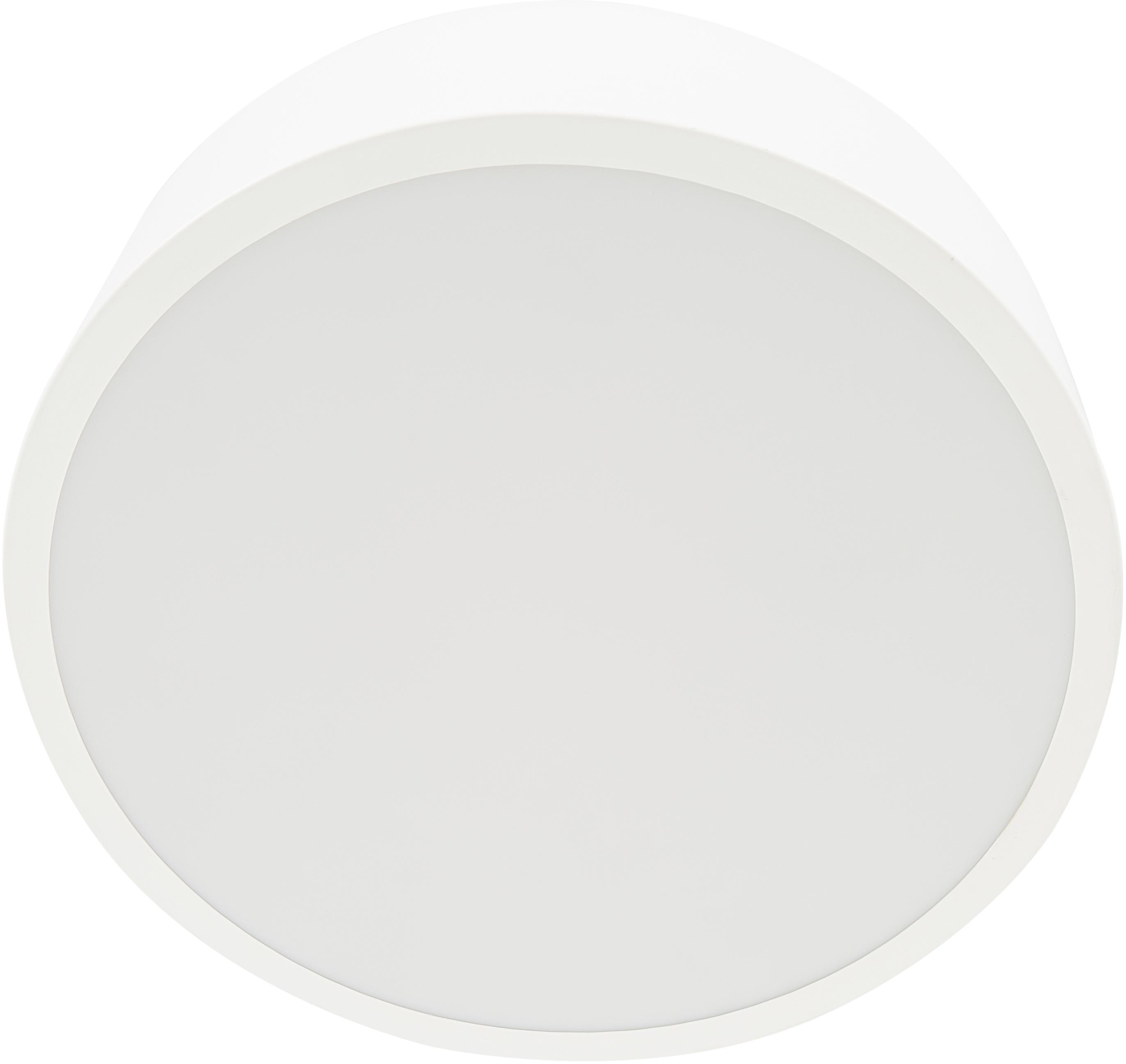 Plafonnier scandinave Ole, Blanc, mat